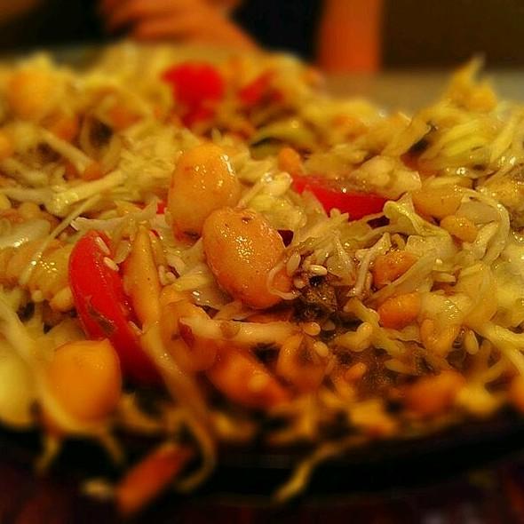 Tea Leaf Salad @ Mandalay Restaurant