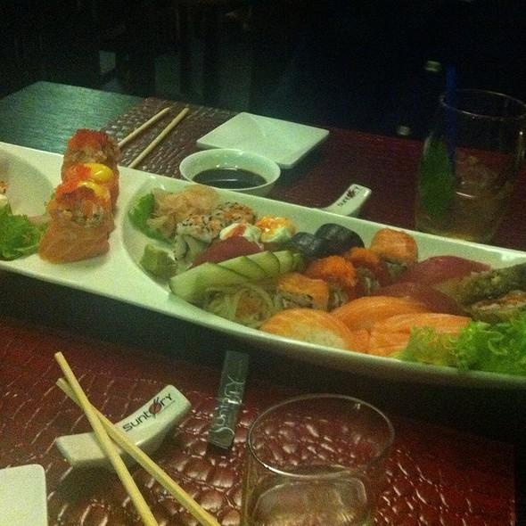 Fusion Sushi @ Suntory
