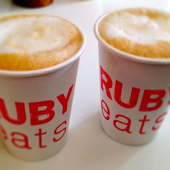 Lattes @ Ruby Eats