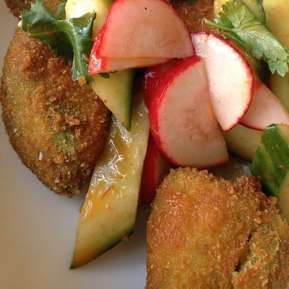 Fried Avocado @ Bocado
