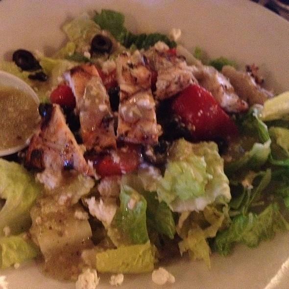 Greek Salad @ Havana Country Club