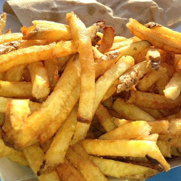 Fresh Fries @ Elevation Burger