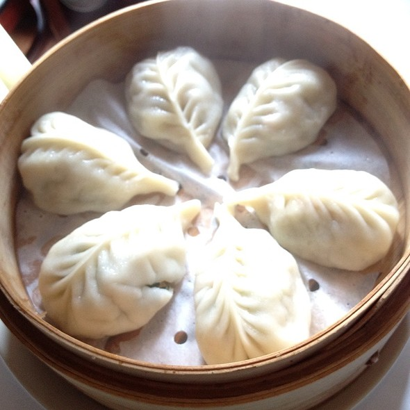 Vegetable Steamed Dumplings - Wa Jeal, New York, NY