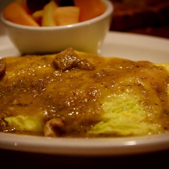 Chili Verde Omelette