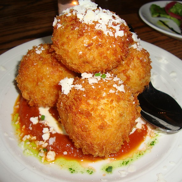 Croquetas de Papas - Potato Croquettes - Tango, Seattle, WA