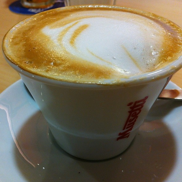 Cappucino @ Scurp Cafe