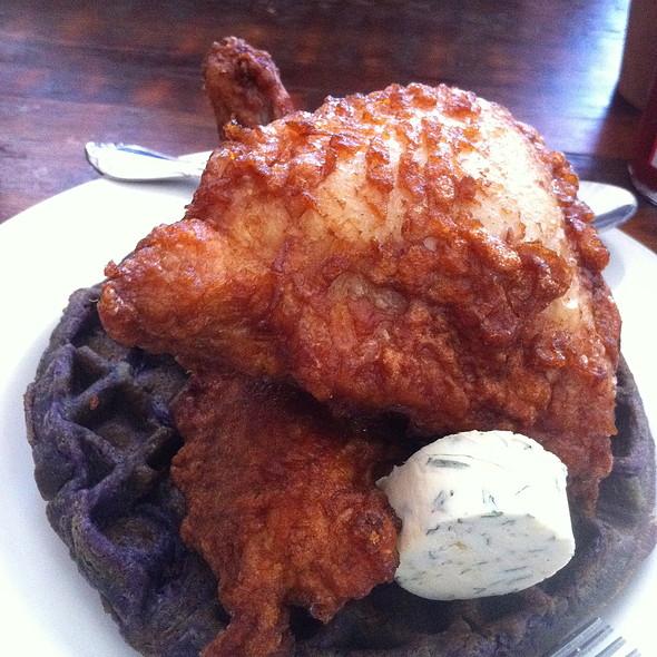 fried chicken @ Maharlika