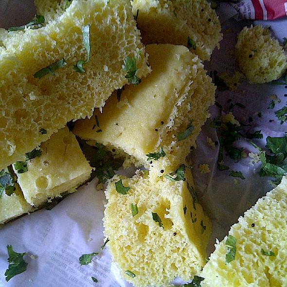 Dhokla @ New India Sweet Mart