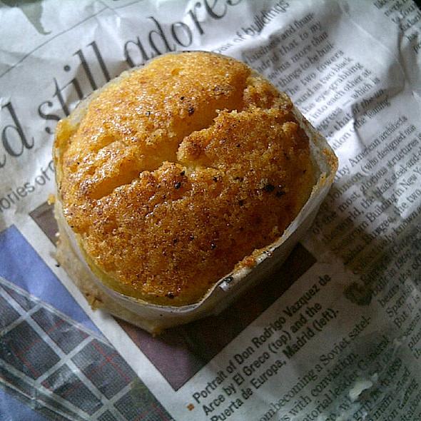 Mawa Cake @ B. Merwan and Co.