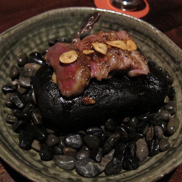 Iberico Pork  @ Aburiya Raku Restaurant