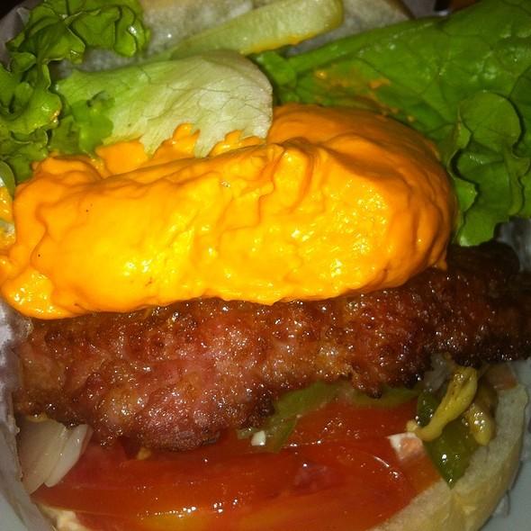 Hamburger De Calabresa @ Chicohamburguer