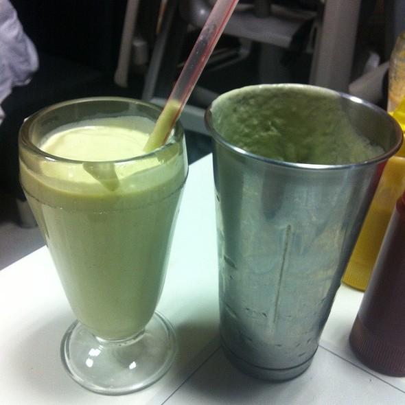Vitamina De Abacate @ Chicohamburguer