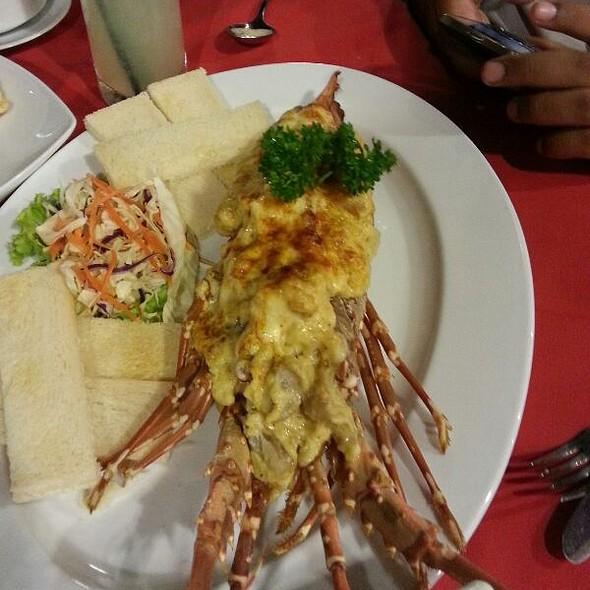 Lobster & Shrimp Tacos @ Thai Oriental Inn Phuket