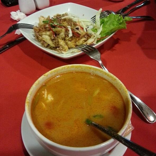 Tom Yam @ Thai Oriental Inn Phuket
