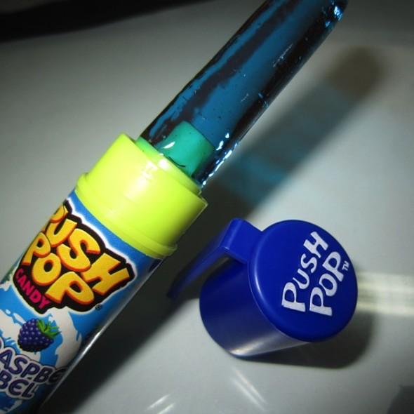 Push Pops  @ SM Cebu