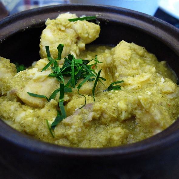 Fish Amok @ Annie's Cambodian Cuisine