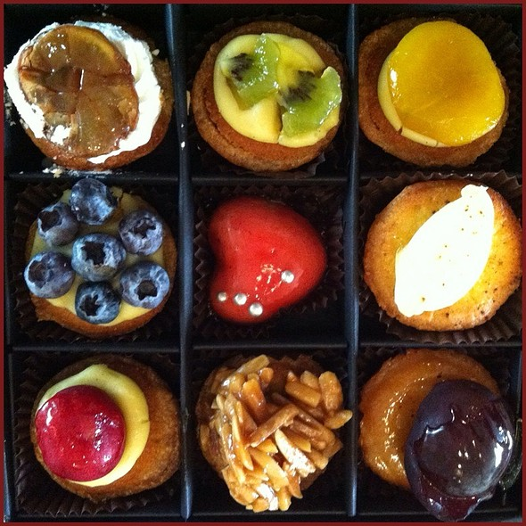 Petite Pastry Assortment