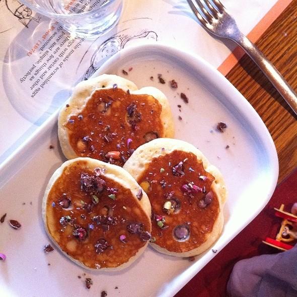 M&Ms Pancakes  @ Prime & Toast