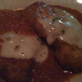 Chicken Parmesan - Maggiano's - Boston, Boston, MA