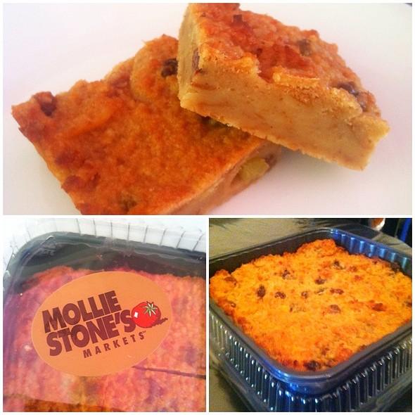 Bread Pudding @ Mollie Stone's Markets