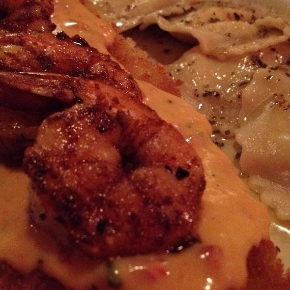Blackened Shrimp @ GINO'S Restaurant & Bar