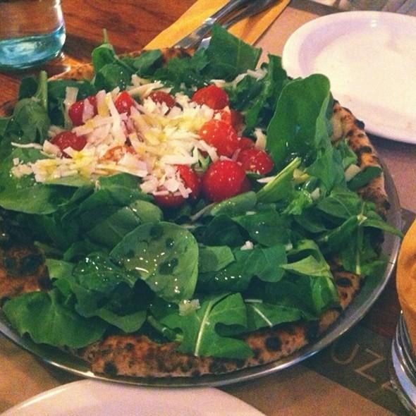 Pizza @ Buzza Pizza