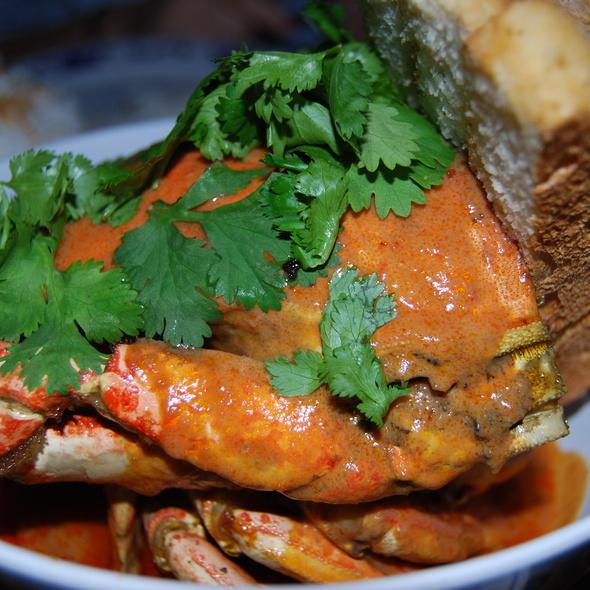 Dungeness Crab @ Fatty Crab