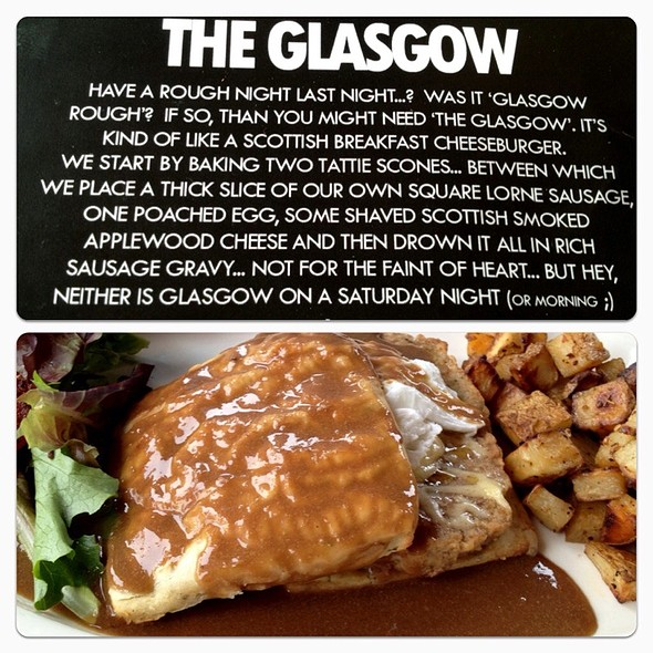 The Glasgow @ The Bristol Yard