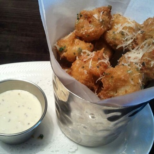 Lobster Fritters @ Nosh