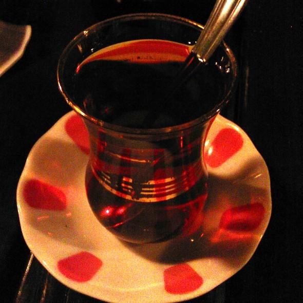 Black Tea @ Taksim Gezi