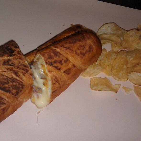 Pork Belly Cubano Sandwich @ Bunk Sandwiches