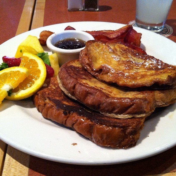 Frangelican French Toast @ Water Street Brewery Lake