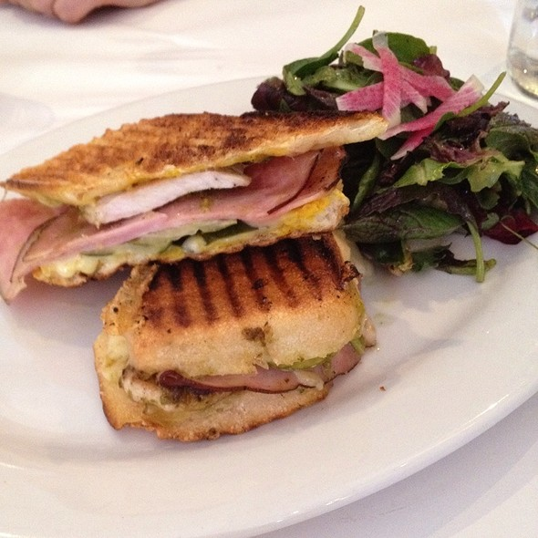 Cuban Sandwich - The Peasant & The Pear, Danville, CA