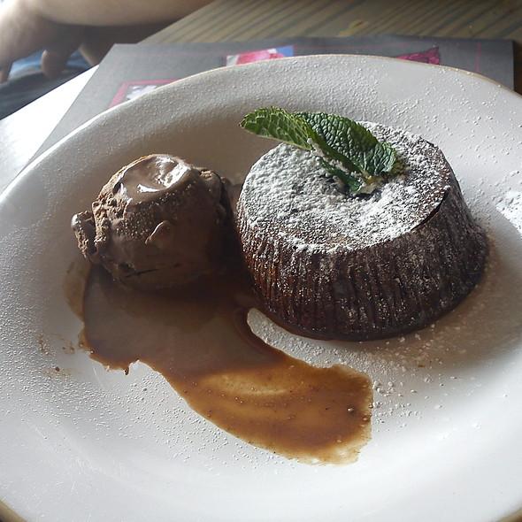 Chocolate Melt @ Zizzi - Bankside