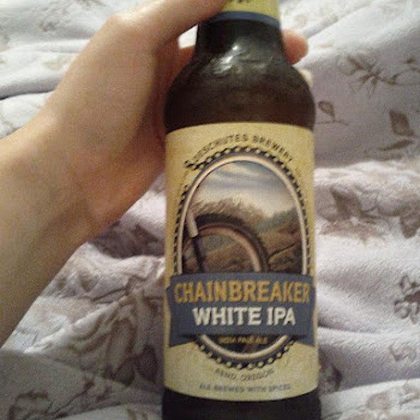 chainbreaker white ipa @ no place