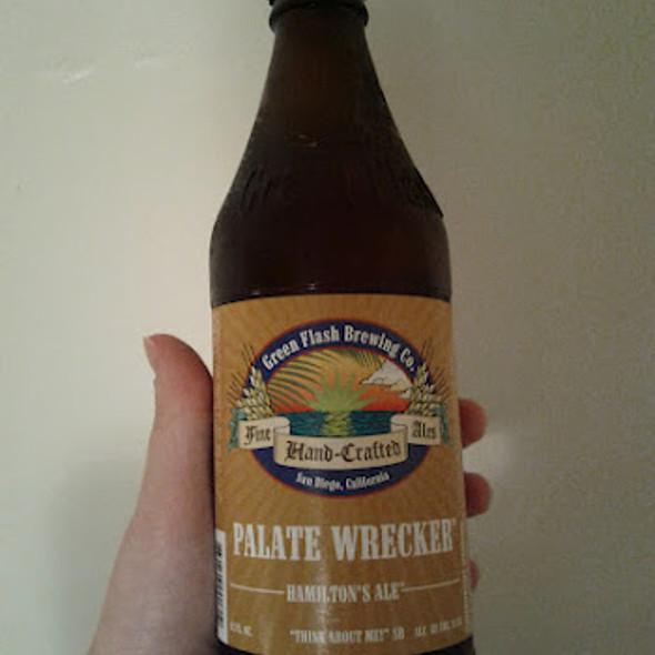 Palate Wrecker Hamilton's Ale @ no place