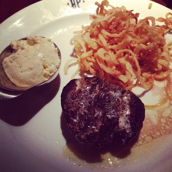 Filet Mignon @ Hyde Park Steakhouse