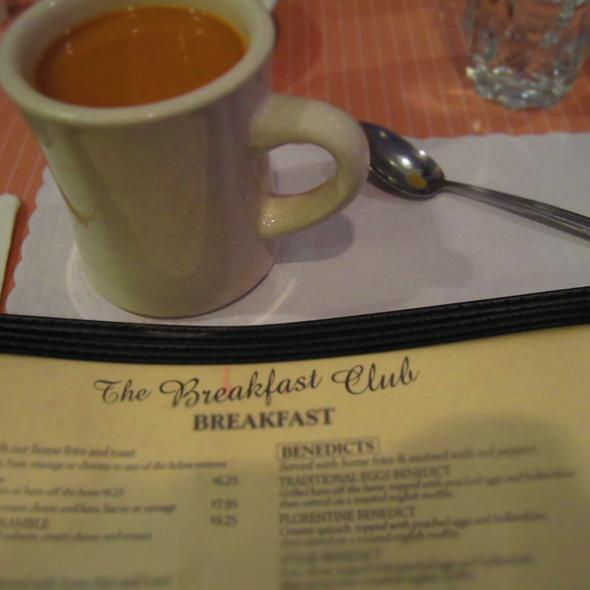 Coffee @ Breakfast Club