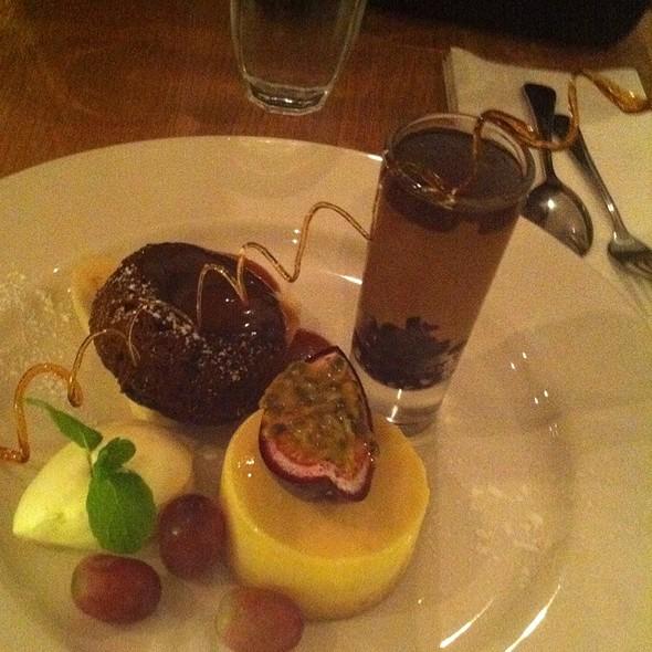 Chefs Tasting Platter @ Strawberry Fare