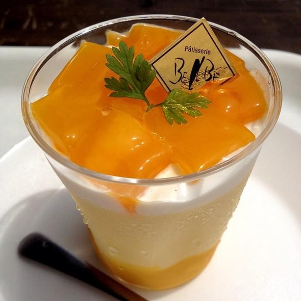 Suflê De Mango