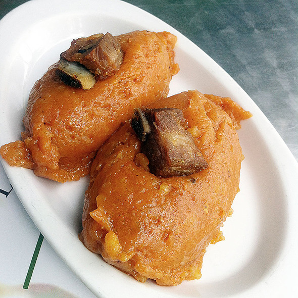 Mashed Potatoes @ La cumbre