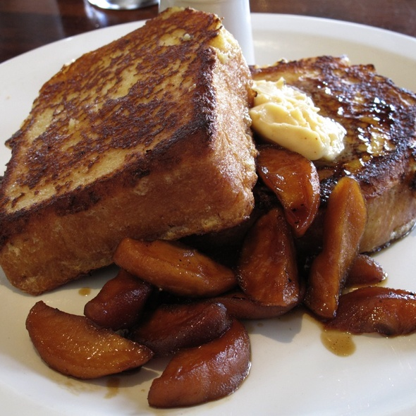 French Toast @ Nopa