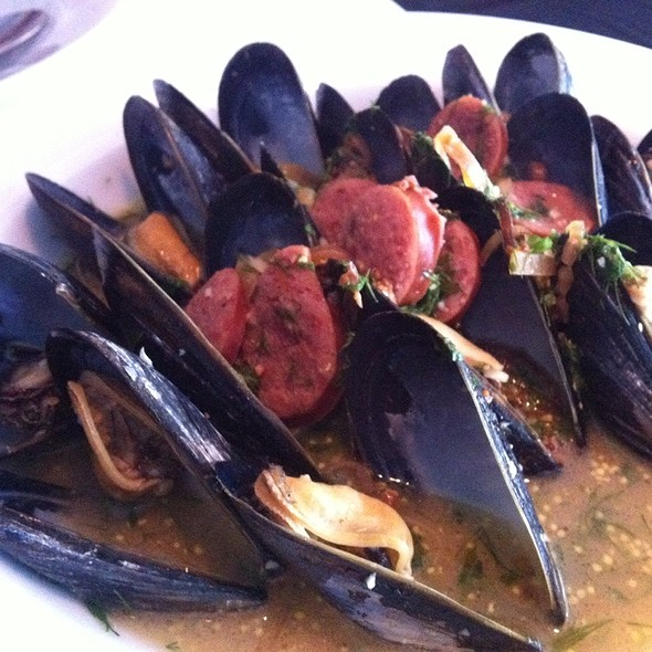 Mussels - Lola's on Harrison, Hollywood, FL