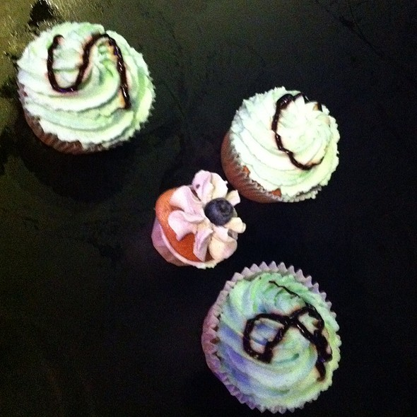 Birthday Muffins