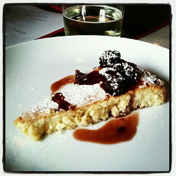 Almond Cake @ Txikito
