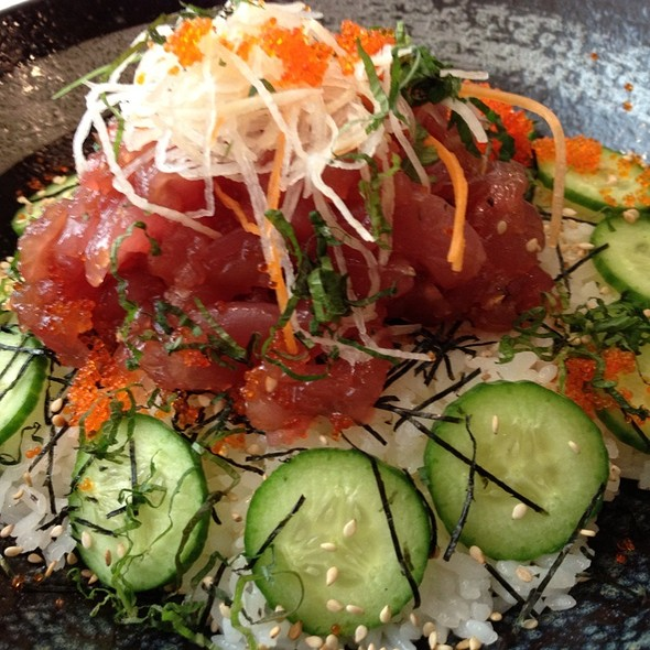 Spicy Tuna Don @ Slurping Turtle