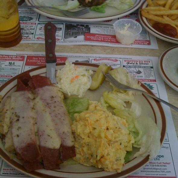 Phoenix Cafe Somerville Nj Menu
