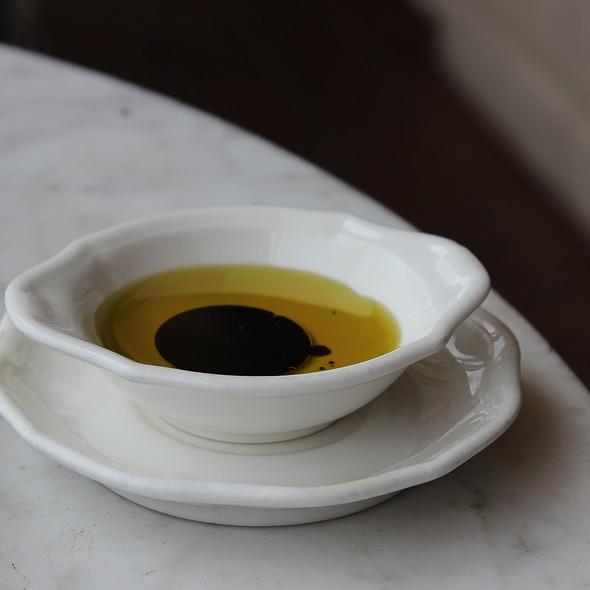 Olive Oil And Balsamic Vinegar - Canaletto Ristorante Veneto, Newport Beach, CA