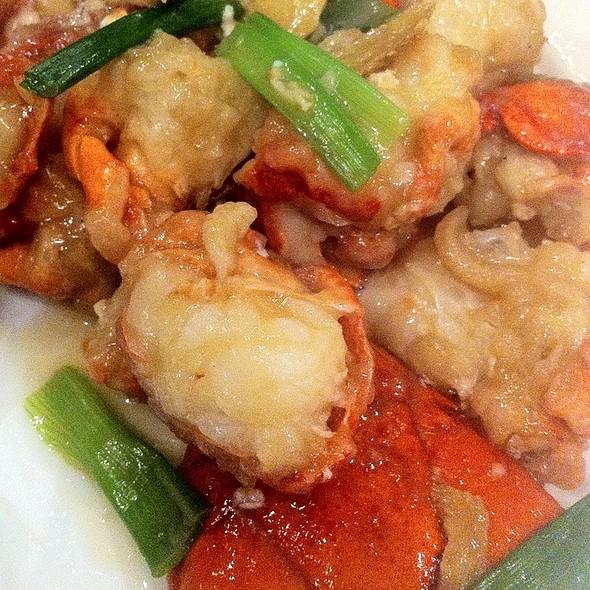 Chinese Lobster @ Ok Restaurant