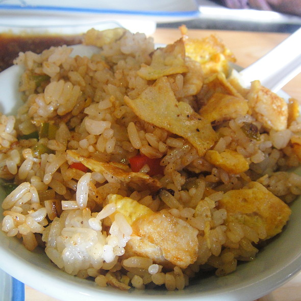Japanese Fried Rice @ Sakura Japans Restaurant
